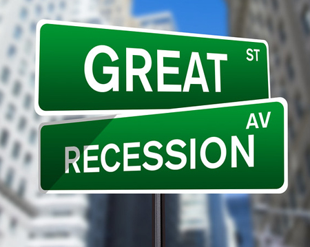 R.I. STILL one of a handful of states that has yet to recover all of the employment lost at the start of the Great Recession 13 years ago