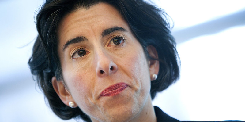Defecting from the reported attempts to boost COVID-19 deaths by under funding caregivers & pushing positive elderly back into nursing homes to infect others, Raimondo seeks to