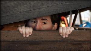 Rhode Island Governor Gina Raimondo hiding from the law