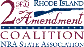 Critical alert from the Second Amendment Coalition of Rhode Island