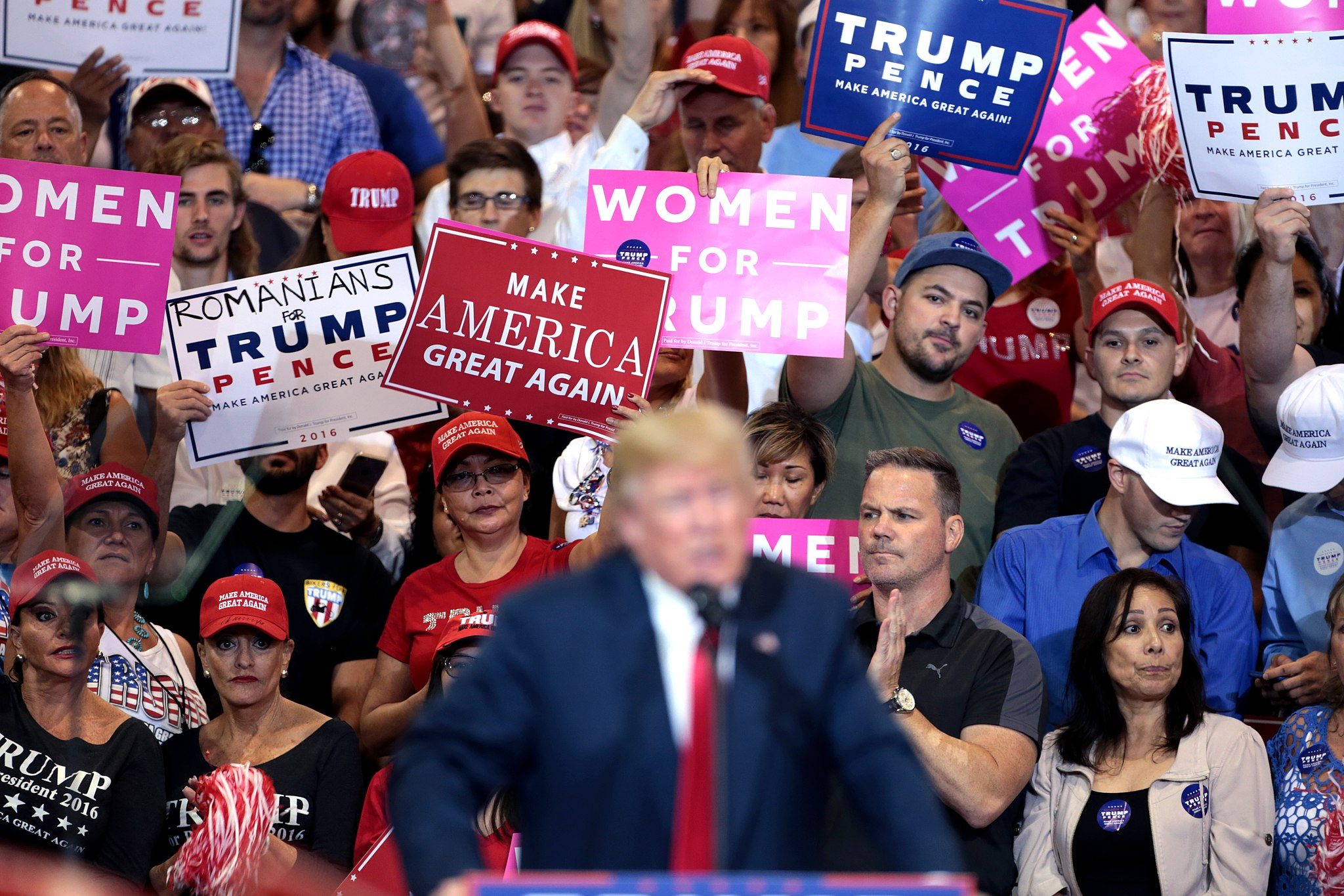 They are predicting thousands . . . Let's help make it a million: Pro-Trump rallies in DC this weekend
