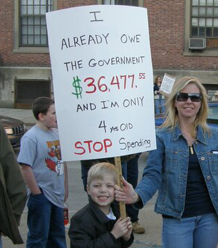 In March, the adult children of Rhode Island vote on how much money they want to steal from the future earnings of their children.  See the list here:
