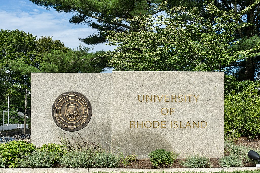 """University of Rhode Island finally getting the memo they have a crackpot on staff? """"The school issued a statement distancing itself from his writings and Loomis responded by saying that URI 'threw [him] . . . under the fascist bus.'"""""""