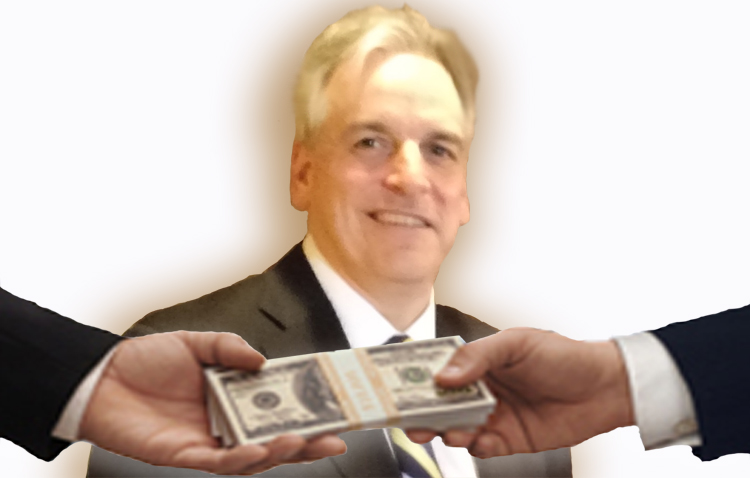 """He who pays the bills, makes the decisions:  Attorney General Neronha Rakes in Donations from Lobbyists, Lawyers, & Special Interest – The """"'Who's Who' list of Rhode Island political royalty"""""""