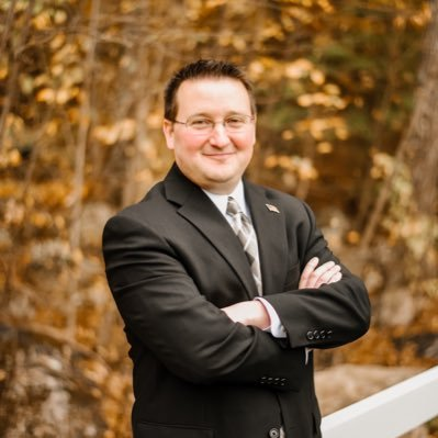 """[34:36] RI Attorney General candidate Charles Calenda drops the hammer: """"We are begging our elected & appointed officials to be able to exercise our rights"""""""