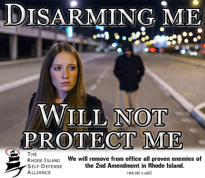 Don't limit the rights of law-abiding citizens