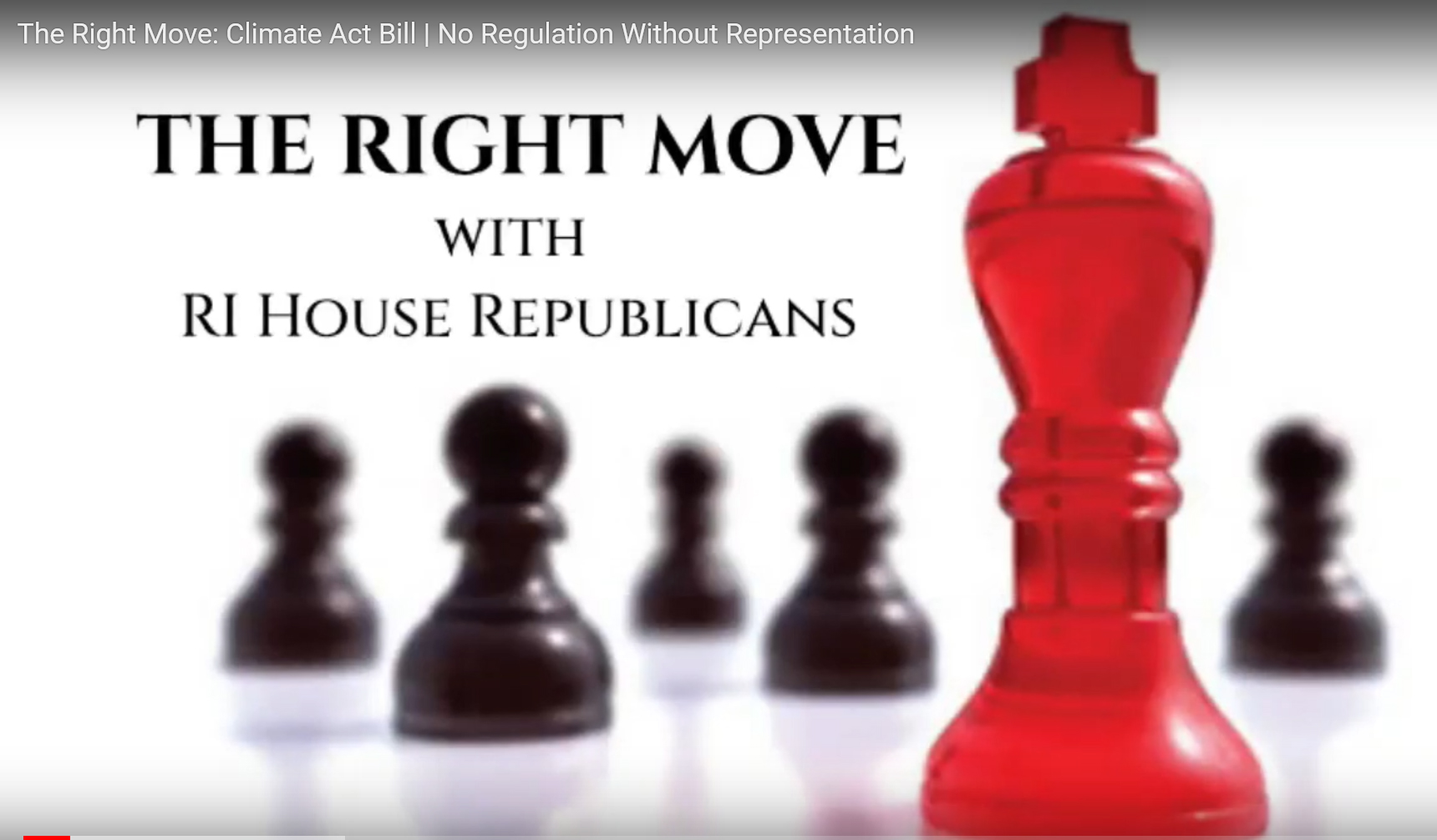 The Right Move: Climate Act Bill –  RhodeMapRI on Steroids, Un-Elected Bureaucrats Forcing Their World View on YOUR LIFE