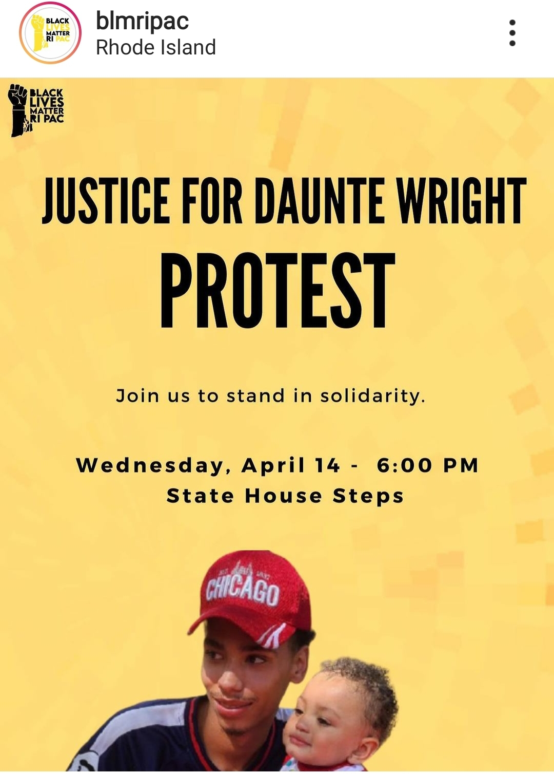 Be Prepared: Protest Wednesday for Daunte Wright