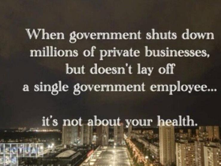 When Government . . .
