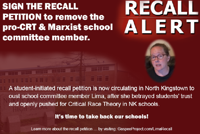 Critical Race Theory Advocate & Dishonest NK School Committee Member Jennifer Lima Recall: Will you sign?