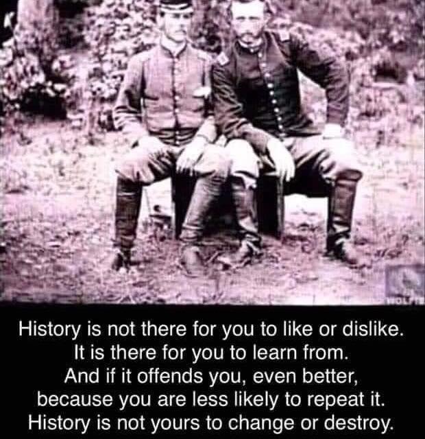 History . . .