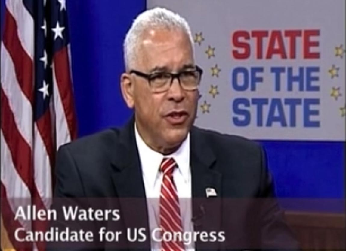 An inspiring, brilliant interview with candidate for Congress in Rhode Island, Allen Waters