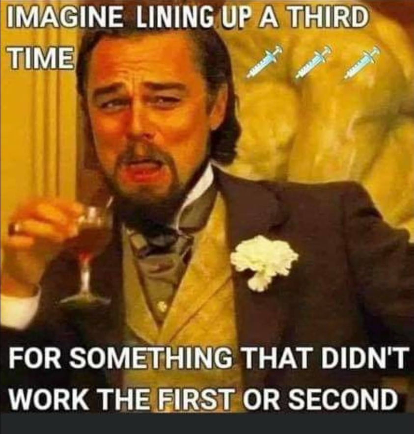 Imagine lining up a third time…